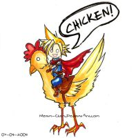 CHICKEN by Meam-chan