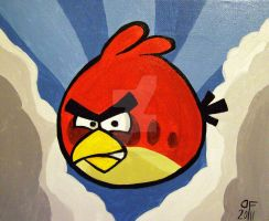 Angry Bird by supersmeg123