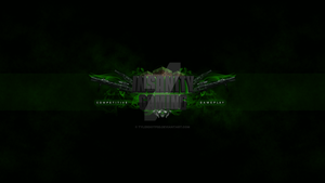 Insanity Gaming YouTube Wallpaper by TylerDOTpsd