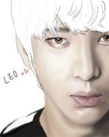 Leo :D 2nd digital by Devient-tart