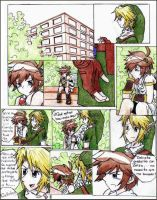 comic of PitxLink part 2 by Tsubaki-Rishii