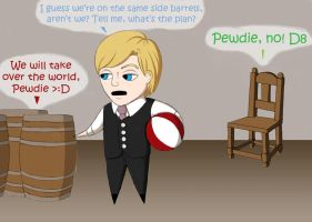 Pewdie, no! by ticlo7