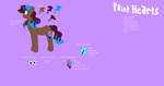 .:Paint Hearts Ref remake 2016:. by Rainbow-cat97