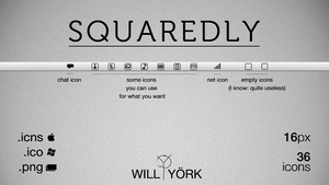 Squaredly MAC by WillYork