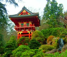 Japanese Tea Garden 2 by AluminumWings