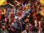 Batman The Animated Series by pinkhavok