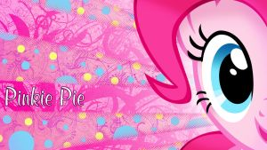 Pinkie Pie so random Wallpaper by ALoopyDuck