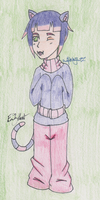 Cheshire Cat by SwiftNinja91
