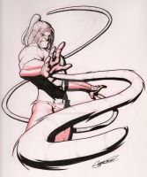 Omega Red by SergioCuriel