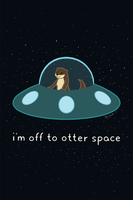 Otter Space by MaryCapaldi