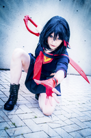 Kill la Kill: Don't Lose Your Way by meltyfate
