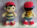 Super Ness by sootstitch