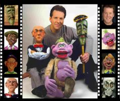 Jeff Dunham Filmstrip by Mistify24