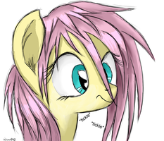 Fluttershy's Manecut by Robsa990