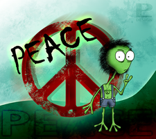 Peace! by PAulie-SVK