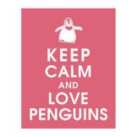 Love Penguins by seanpenguin