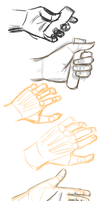 Hands Practice by ForeverMuffin