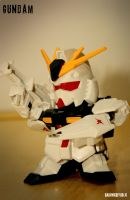 Gundam by babonic