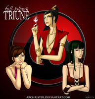 Full-Blown Triune by Archristol