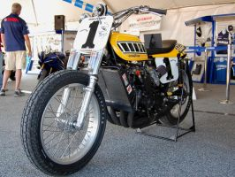 Kenny Roberts Yamaha No 1 by Partywave