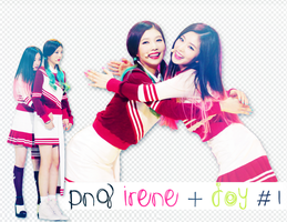 Pack png Irene + Joy Red Velvet #1 ~ 2 Render by Leila-Yeol