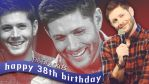 Jensen Ackles - Happy 38th Birthday! by LiFaAn