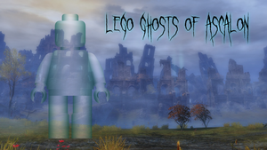 Lego Ghosts of Ascalon by Sinner-PWA
