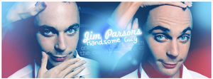 Jim Parsons Sign by ManonGG