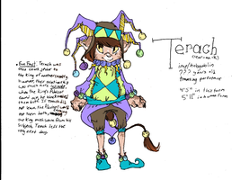 Character Design - Terach by oukiee