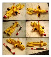 Lego Hunter Submarine by Frohickey