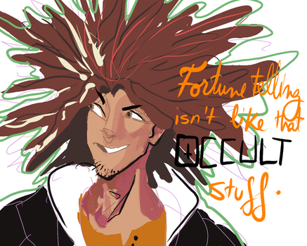 hagakure by MICHELANGELO12