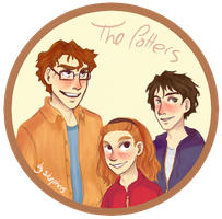 The Potters by skephers