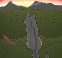 Graystripe's Tomorrow by Teahorse