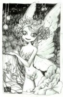 Forest Fairy by Flopa