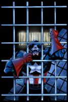 cap behind bars by spidey0318