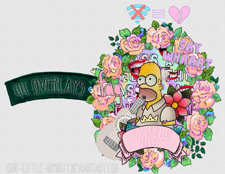 +44 Overlays PNG by our-little-infinity