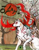 Okami Contest entry by Miss-Melis