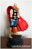 Thor Statue by Bowen by Lokoboys