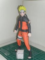 Naruto Papercraft by redshardcaster