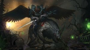 DarkLord by Cynic-pavel