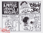 A Moment in Beej History UNO. by GreenDayComix