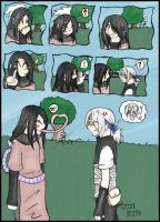 happy vday - orochimaru style by flyingsoba