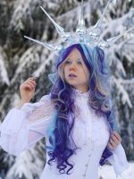 Ice Queen - Stock 6 by Rosenrot-Photography