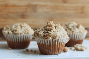 Cinnamon Coffee Cake Muffins by maytel