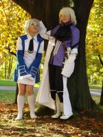 Well done Echo... [Pandora Hearts] by Kawaii-Lero