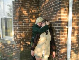 England's run and hide adventure! part 6 by okamixcosplayer