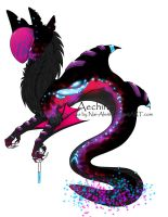 Aechirae Adoptable ~ 8 [AUCTION] by BiahAdopts