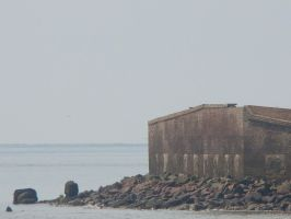Fort Sumter by morghach