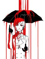 Bloody Rain by Kami-Seku