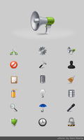 Icons by xara by uiforce